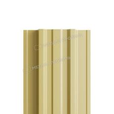 Штакетник металлический МП TRAPEZE-T 16,5х118 NormanMP (ПЭ-01-1014-0.5)