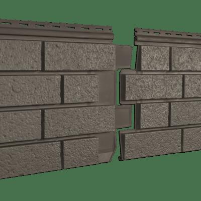 Фасадные панели Стоун Хаус S-Lock Клинкер