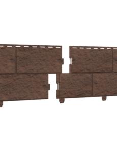Фасадные панели (Цокольный Сайдинг) Ю-Пласт Стоун Хаус Камень