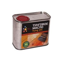 Тунговое масло 0,5 л