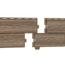 Фасадные панели (Цокольный Сайдинг) Ю-Пласт Хокла Лиственница