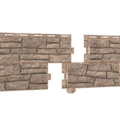 Фасадные панели (Цокольный Сайдинг) Ю-Пласт Стоун Хаус Сланец