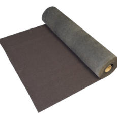 Ендовный ковер SHINGLAS, 10×1 м, темно-коричневый. Распродажа!