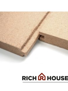 Тепло-звукоизоляционная плита Белтермо Floor шип-паз (1 м2)