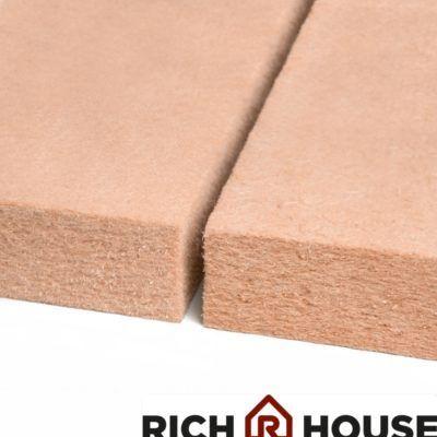 Тепло-звукоизоляционная плита Белтермо Floor прямая комка (1 м2)