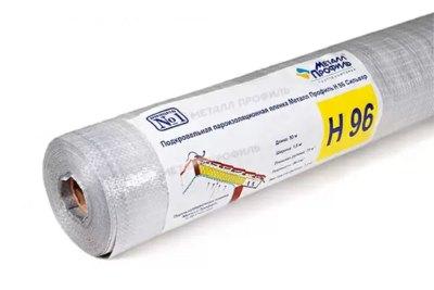 Пленка пароизоляционная Металл Профиль Н 96 Сильвер (1.5х50м), Распродажа!