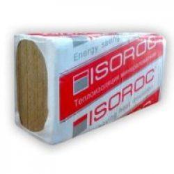 Утеплитель ISOROC Изолайт (пл. 50 кг/м3) (0,24 куб/уп)