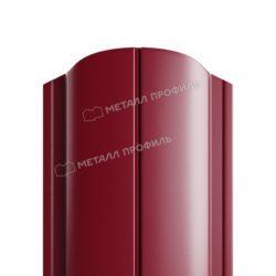 Штакетник металлический МП ELLIPSE-O 19х126 (ПЭ-01-3005-0.5)