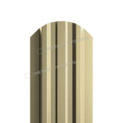 Штакетник металлический МП LАNE-O 16,5х99 NormanMP (ПЭ-01-1014-0.5)