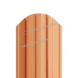 Штакетник металлический МП TRAPEZE-O 16,5х118 (AGNETA-20-CopperCopper-0.5)