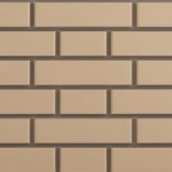Фасадная панель 1217*445 Альта Профиль Кирпич клинкерный Бежевый