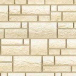 Фасадная панель 1070*470 Docke Burg Белый