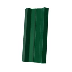 Металлический штакетник Вегаток СТАНДАРТ М-образный (ширина 100 мм)