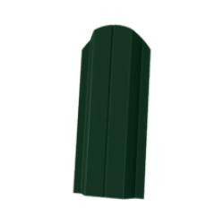 Металлический штакетник Вегаток СТАНДАРТ П-образный (ширина 100 мм)