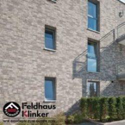 Клинкерная плитка Feldhaus Klinker R682NF14 sintra argo blanco