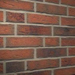 Клинкерная плитка Feldhaus Klinker R687NF14 sintra terracotta linguro